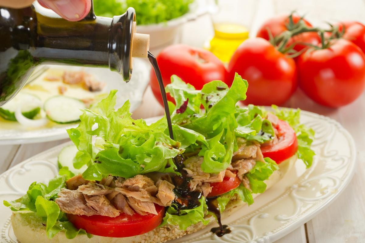 Вкусный салат с тунцом - рецепт / фото ua.depositphotos.com