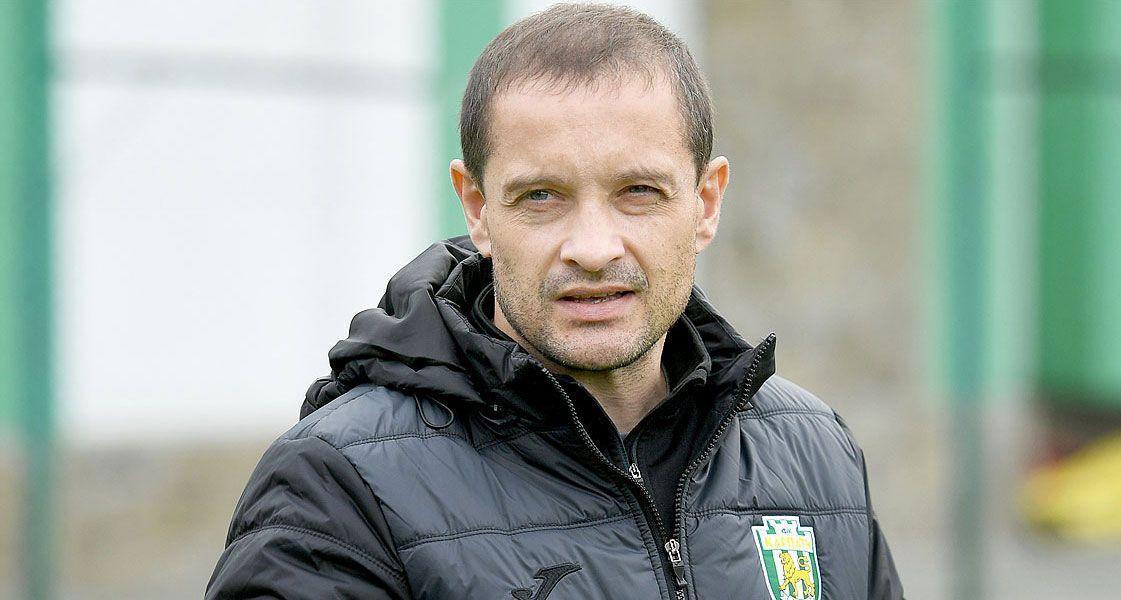 Санжар возглавлял Карпаты с сентября прошлого года / фото ФК Карпаты