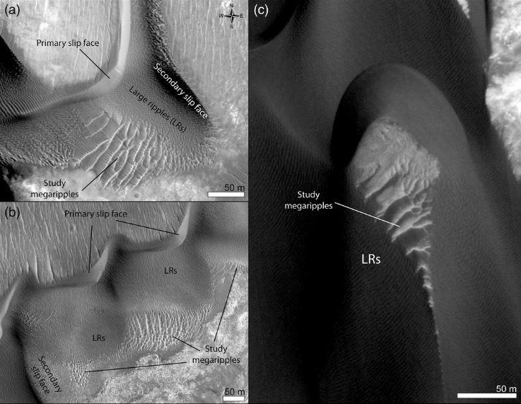 Фото со спутника/ Фото Journal of Geophysical Research