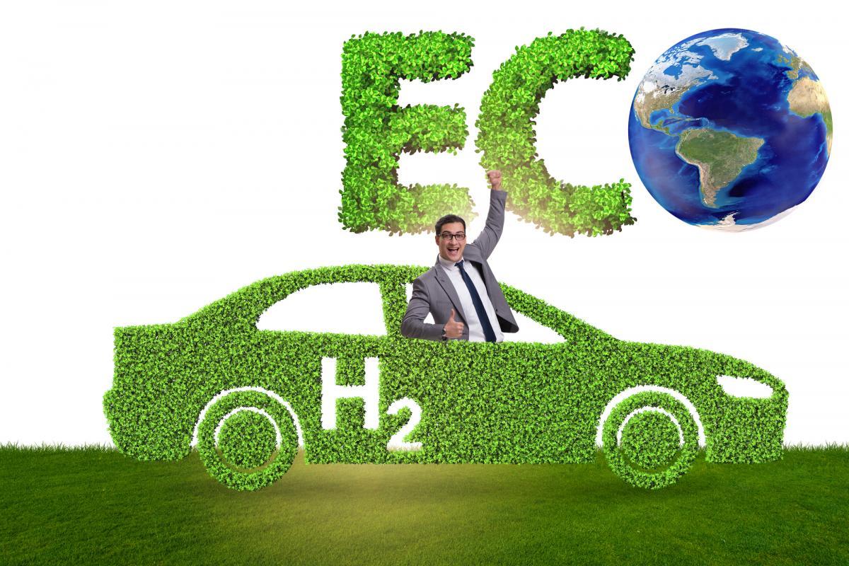 ЕС считает Украину партнером в развитии водородной энергетики / ua.depositphotos.com