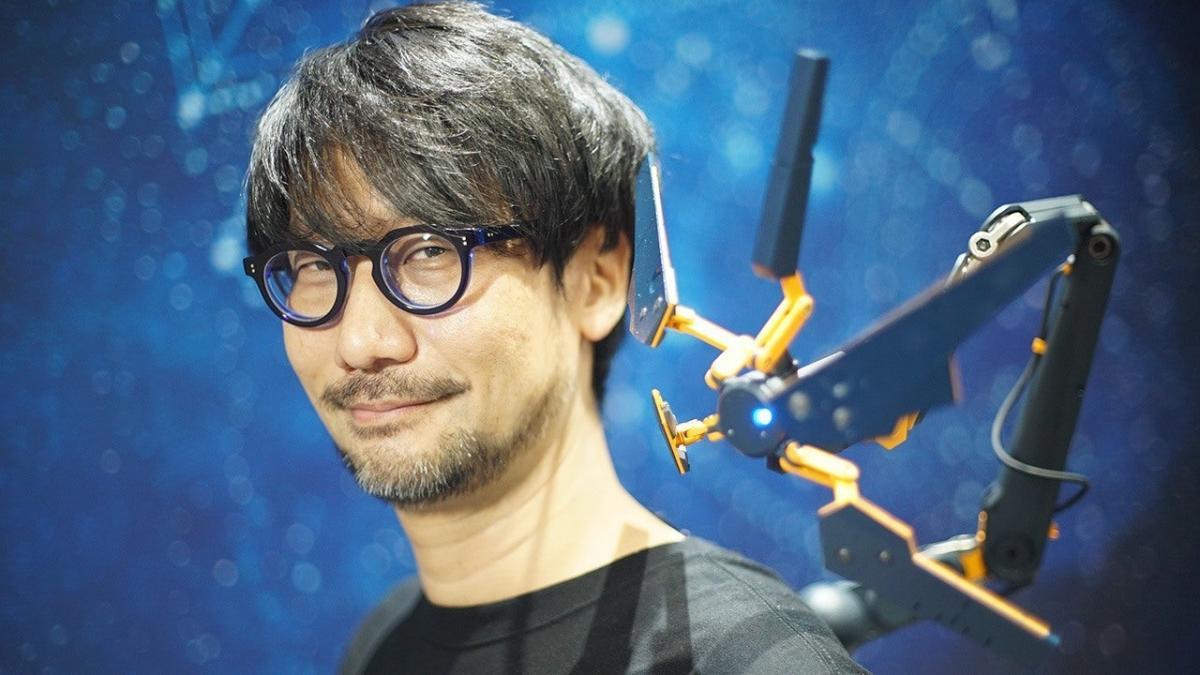 Геймдизайнер Хидэо Кодзима начал работу над новым проектом / фото eurogamer.it