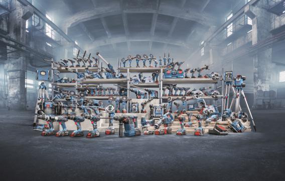 Компания установила собственный рекорд по товарообороту / Фото Bosch