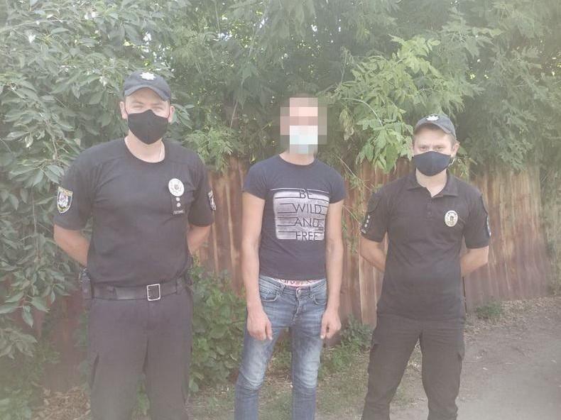 Инцидент произошел сегодня в селе Можниковка / фото полиция области
