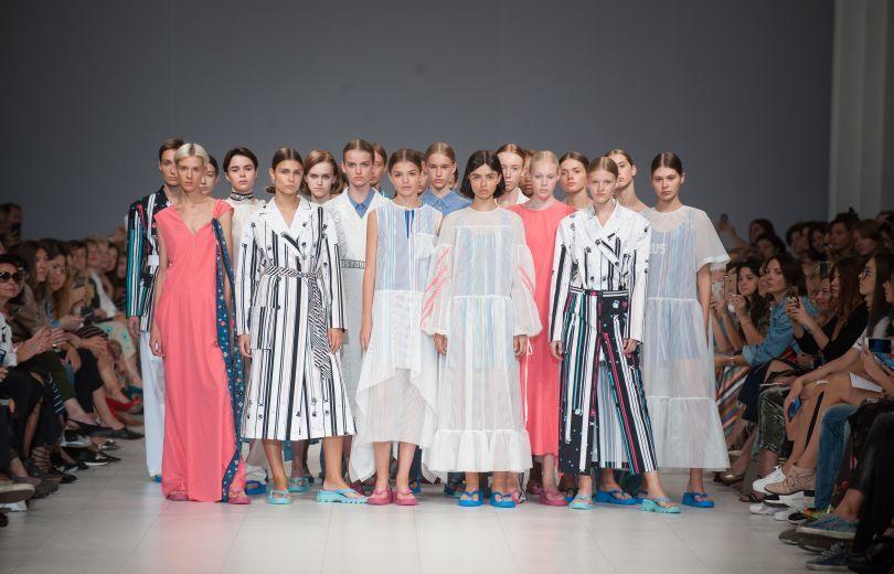 Ukrainian fashion week / viva.ua