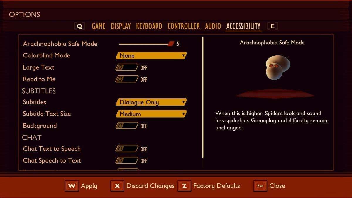 Максимально измененный внешний вид паука в Grounded / eurogamer.net