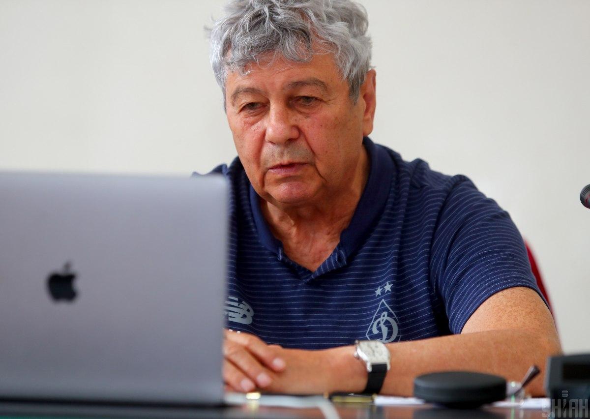 Мірча Луческу / фото УНІАН