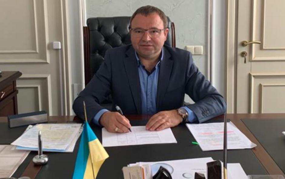 Николай Стариченко / фото kor.gov.ua