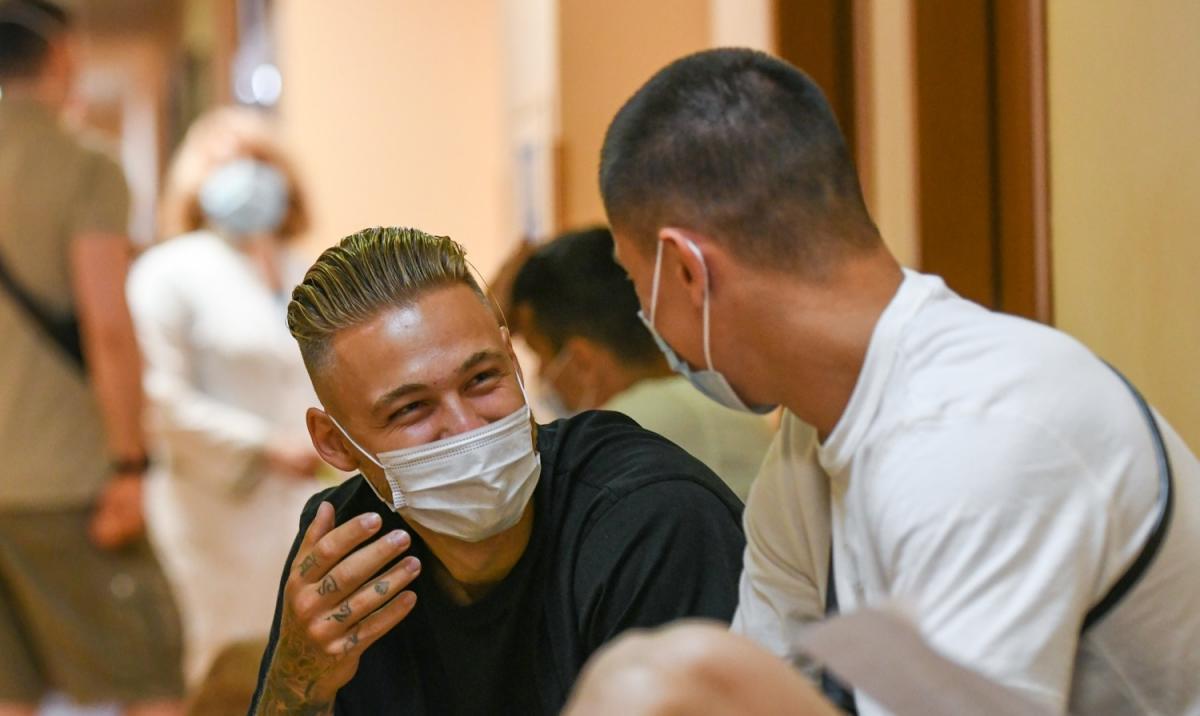 Відпустка для гравців Динамо тривала10 днів / фото facebook.com/fcdynamoua