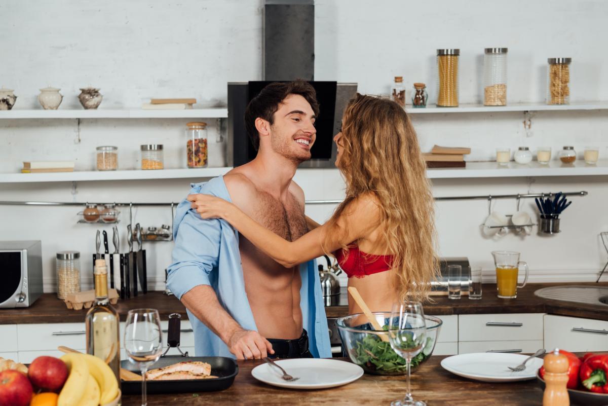 Сексологи назвали оптимальную частоту секса / фото ua.depositphotos.com