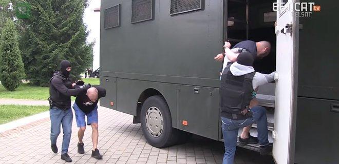 """Україна отримала від Білорусі список затриманих """"вагнерівців"""" \ скриншот з відео"""