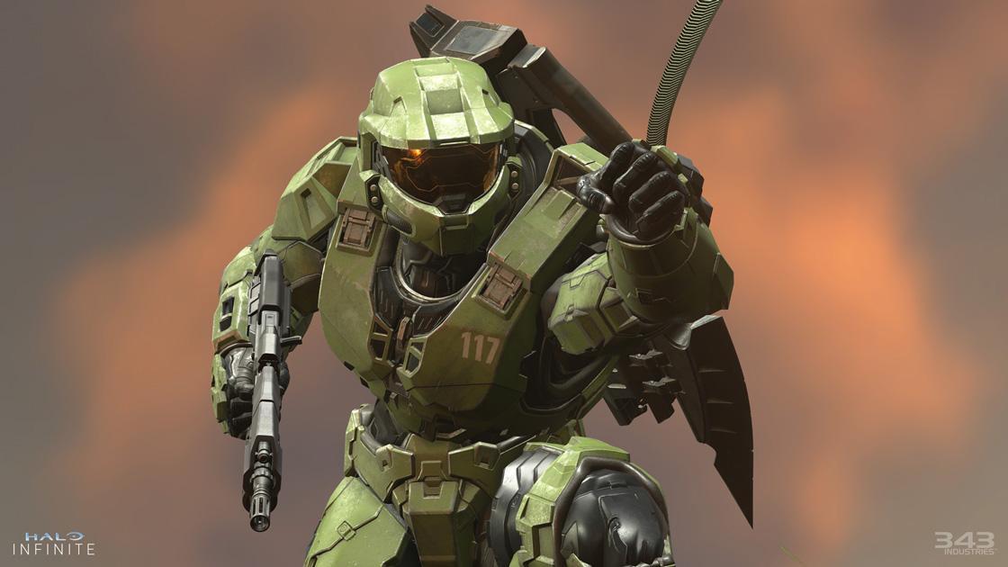 Halo Infinite выйдет8 декабря 2021 года /фото 343 Industries