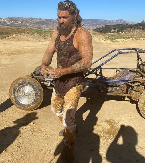 Джейсон Момоа в чудовій формі / фото Instagram, Джейсон Момоа