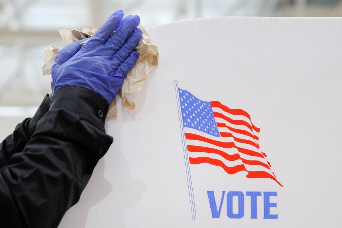 Выборы в США / Иллюстрация REUTERS
