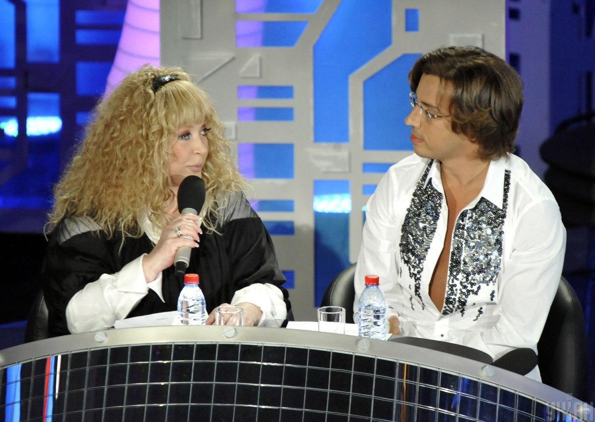 Пугачева и Галкин в бракес 2011 года / фото УНИАН