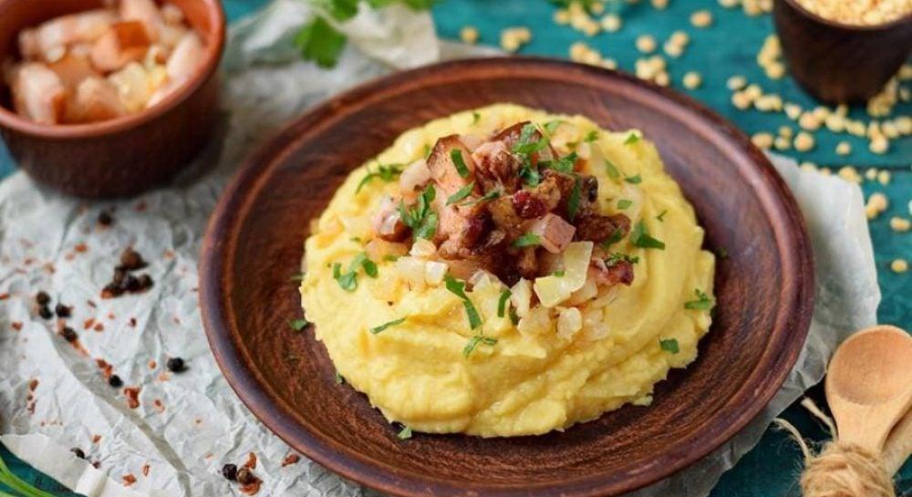 Горохове пюре рецепт - як правильно готувати горохове пюре — УНІАН