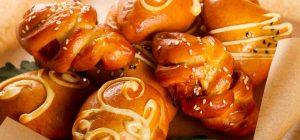 Пышные пирожки в духовке: как приготовить с мясом, капустой и фруктами