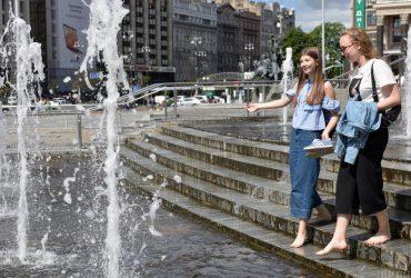 Наконец-то жара отпустит: завтра погода порадует киевлян