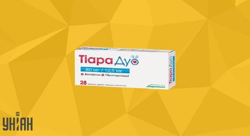 Тиара Дуо фото упаковки