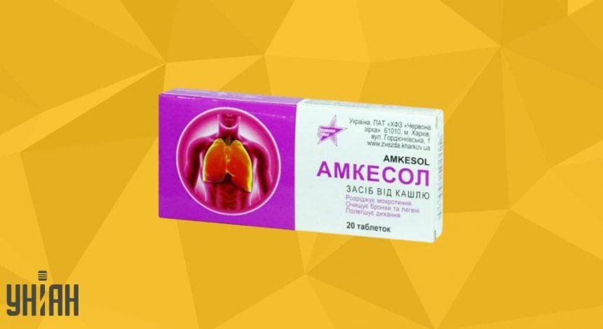 Амкесол фото упаковки