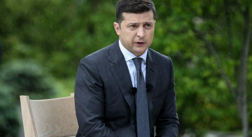 "Zelensky: Many historical contacts with Russia ""had to be painfully cut off"""