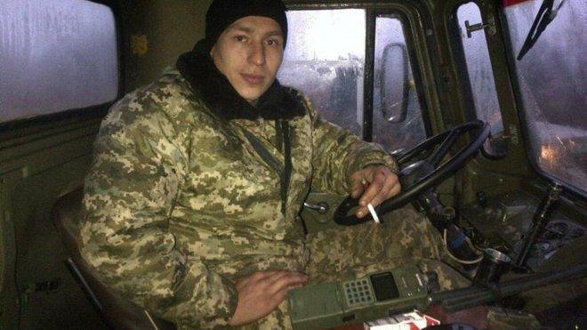 Скрипник - полтавский террорист подорвался на собственной гранате / Фото из социальной сети
