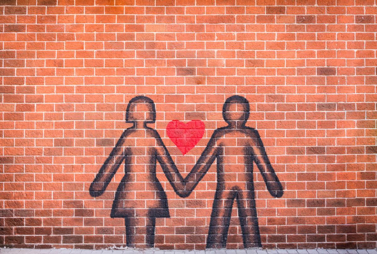 Главное условие безопасного секса в 2020 – не только барьерная контрацепция, но и отсутствие контакта с глазу на глаз / фото ua.depositphotos.com