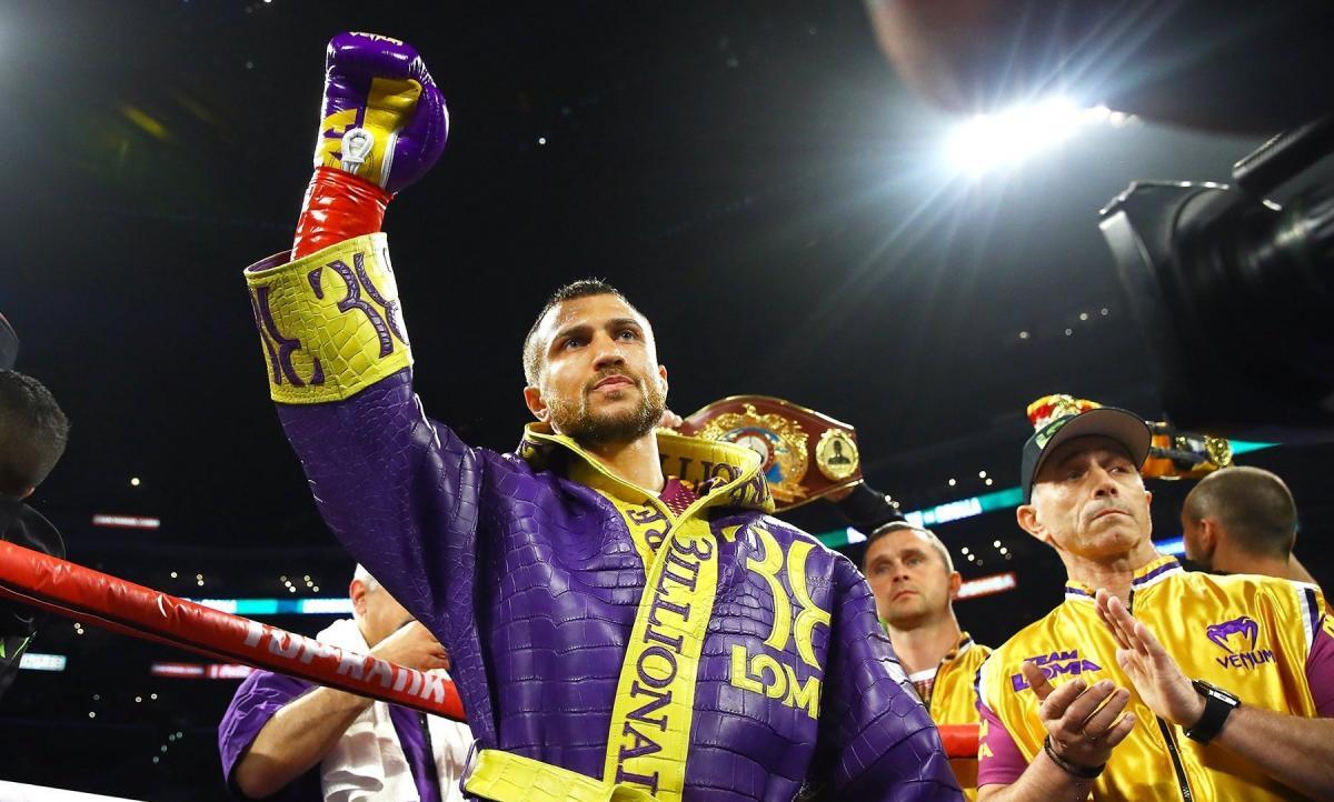Ломаченко може вийти на ринг вже в жовтні / фото boxingscene.com