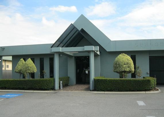 Похоронний дім у м. Перт (Західна Австралія)