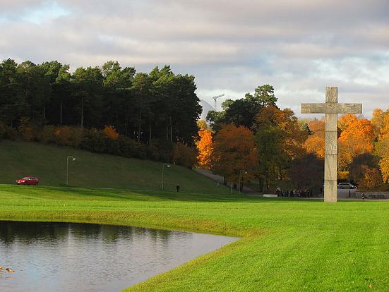 Лісове кладовище Стокгольма – Skogskyrkogården (пам'ятка світової спадщини ЮНЕСКО)