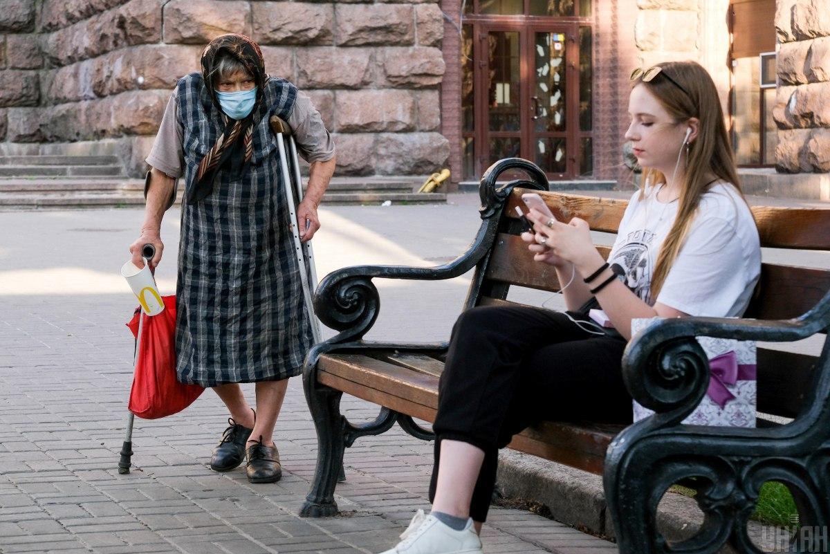 Всего с начала эпидемии в Украине заболели 72 тысячи 168 человек / УНИАН