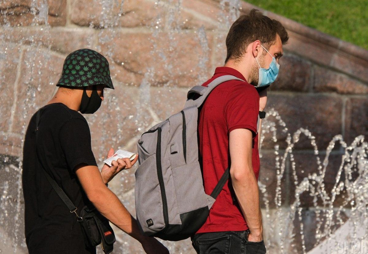В Киеве уже более 9 тыс. больных коронавирусом / фото УНИАН