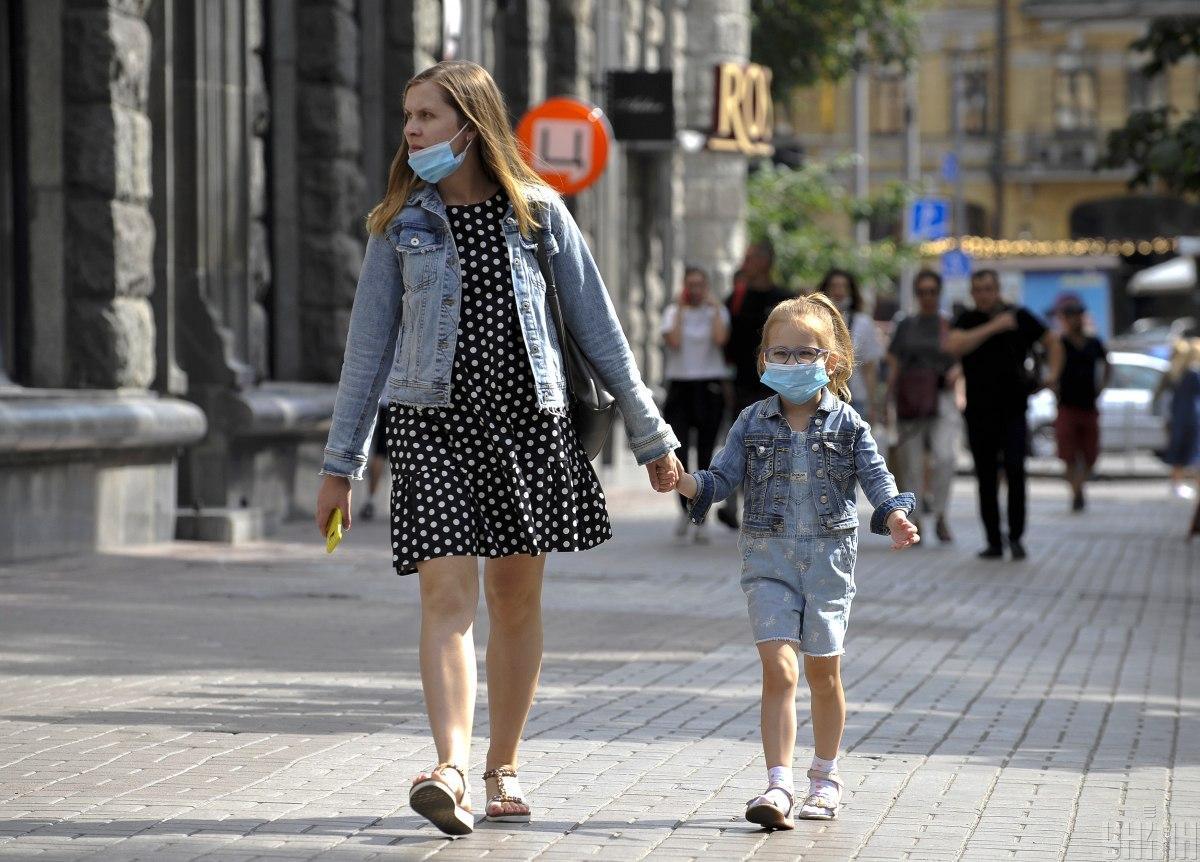 В Украине продолжает увеличиваться число больных на коронавирус \ фото УНИАН