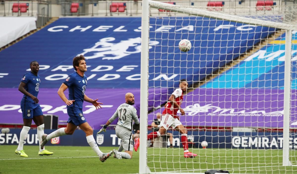 Челсі - Арсенал / фото REUTERS