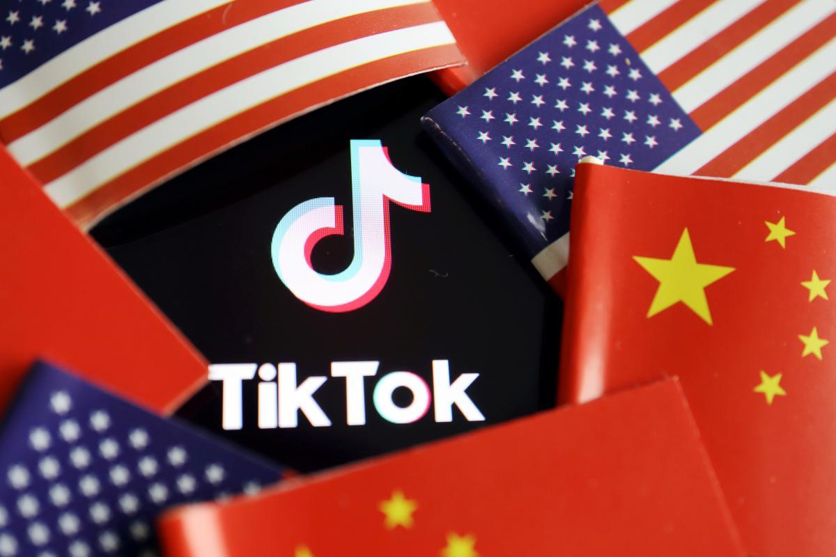 ByteDance передумала продавать американскую часть бизнеса TikTok/ Иллюстрация REUTERS