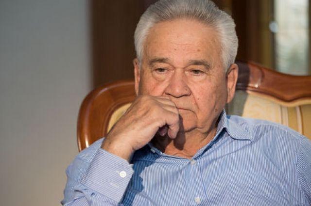 """Фокин назвал две причины """"почти пятилетнего топтания на одном месте"""" в ситуации на Донбассе / Скриншот"""