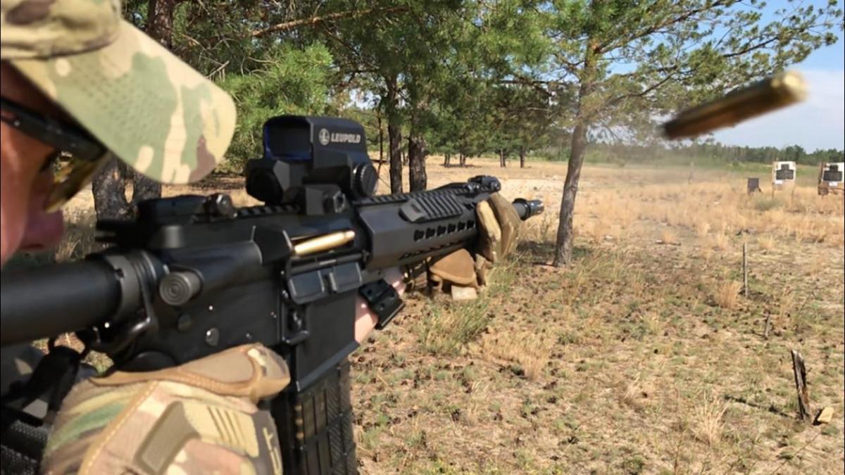 Гвинтівка UAR-15 повністю замінить автомат Калашникова / фото dpsu.gov.ua