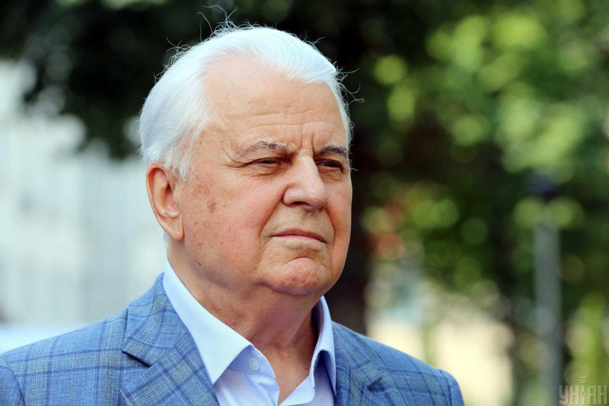 Почему Кравчук не пришел на торжественное заседание Рады / фото УНИАН