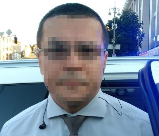 Полиция задержала мужчину / фото kyiv.npu.gov.ua