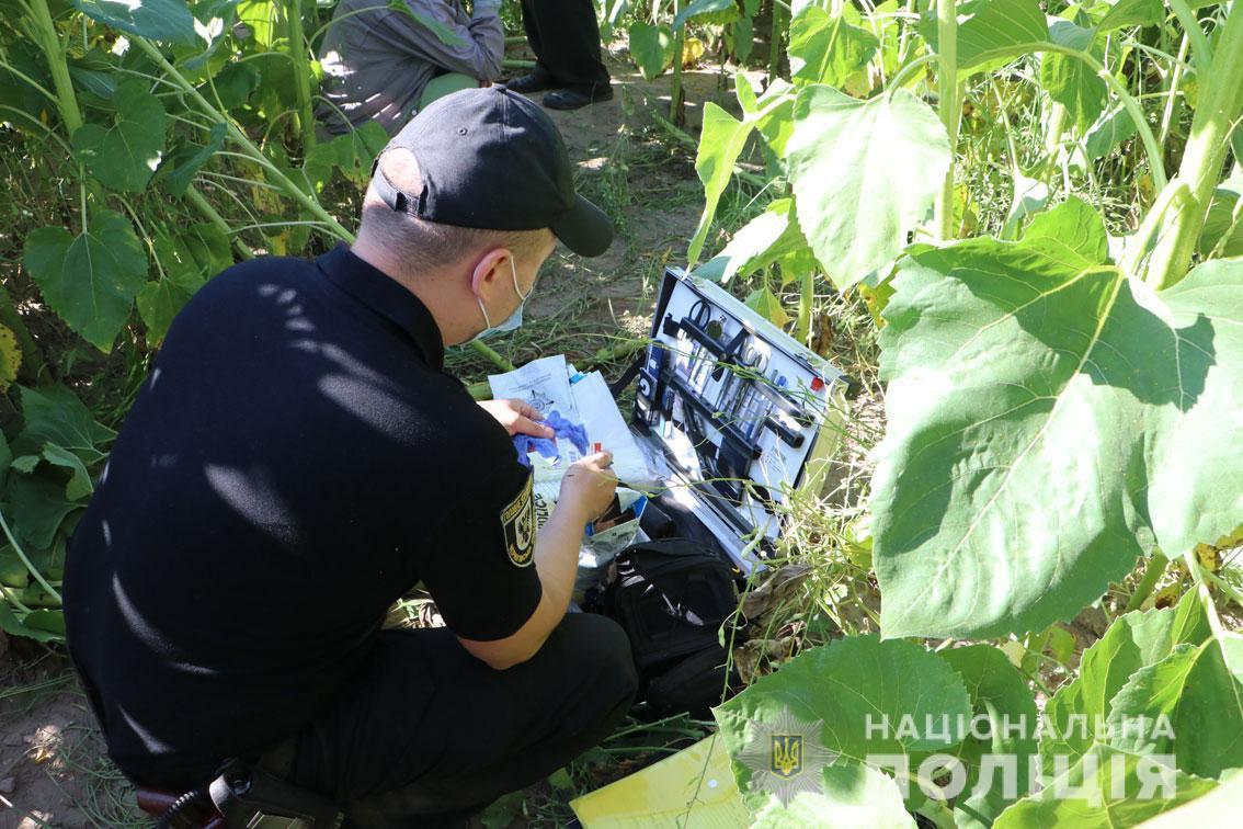 Мужчина сознался правоохранителям в причастности к убийству ребенка / фото ГУ НП в Черниговской области