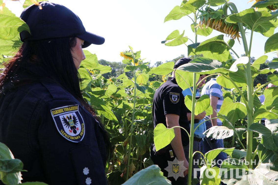 Скоївши вбивство, батько приховав злочин / фото ГУ НП в Чернігівській області