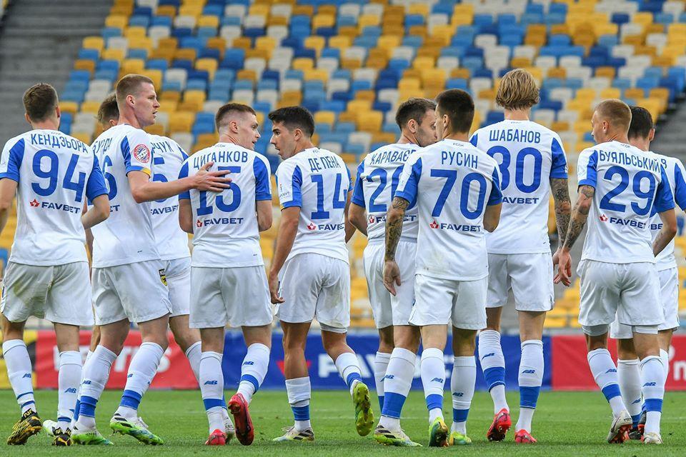 Динамо начнет свой путь в ЛЧ с третьего раунда квалификации / фото Динамо Киев