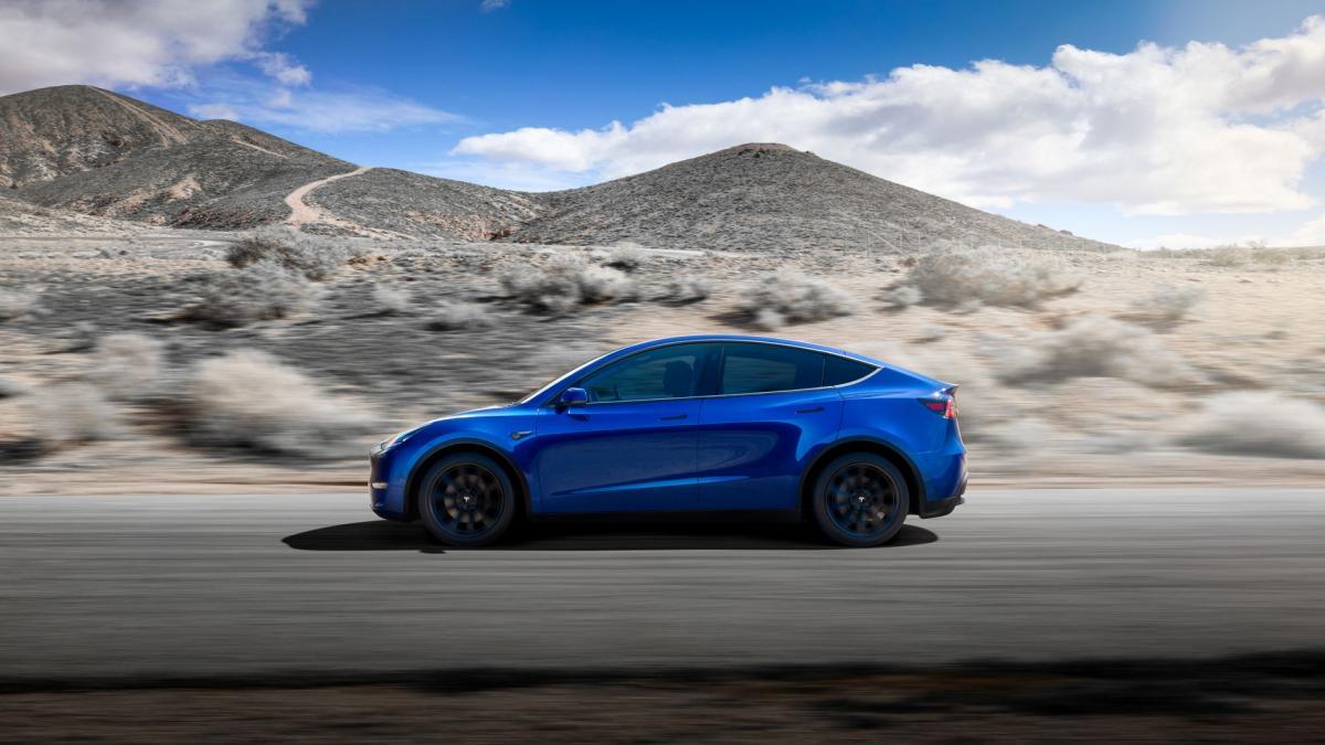 Tesla відкликає електрокари Model Y для програмного оновлення / REUTERS