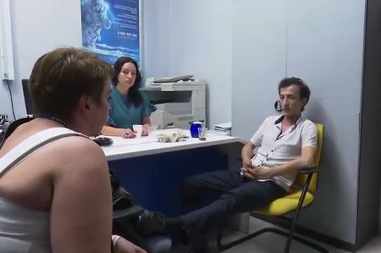 Сухроба Каримова задержали / Скриншот