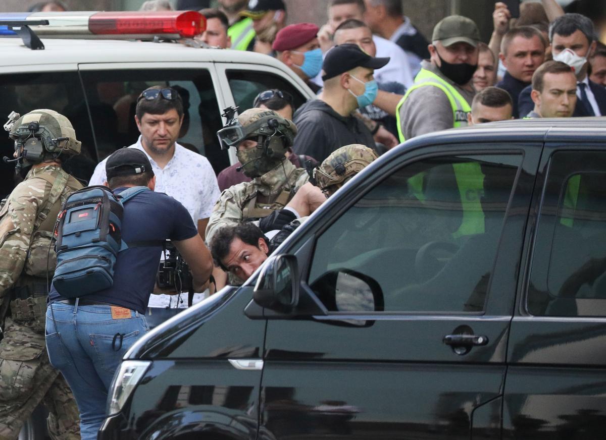 Карімова оперативно затримали / фото REUTERS