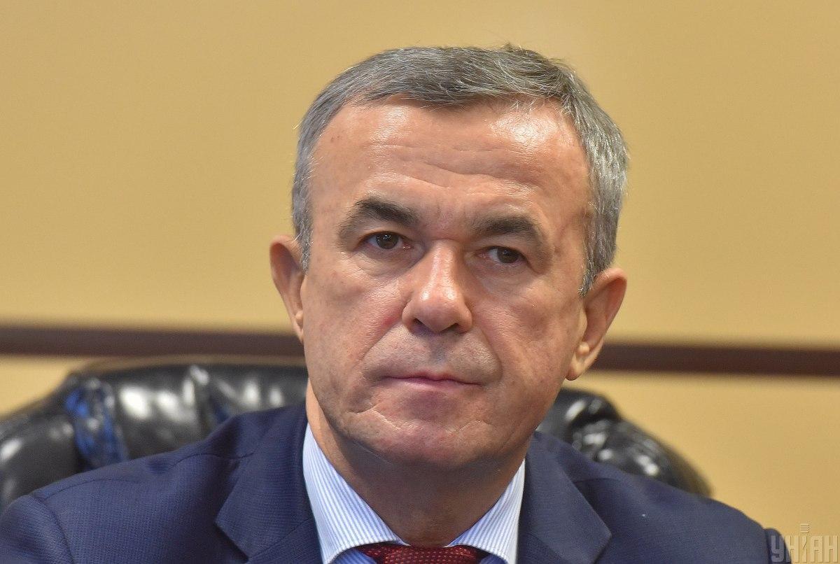 Заявление об отставке Холоднюк подал 21 октября / фото УНИАН, Александр Прилепа