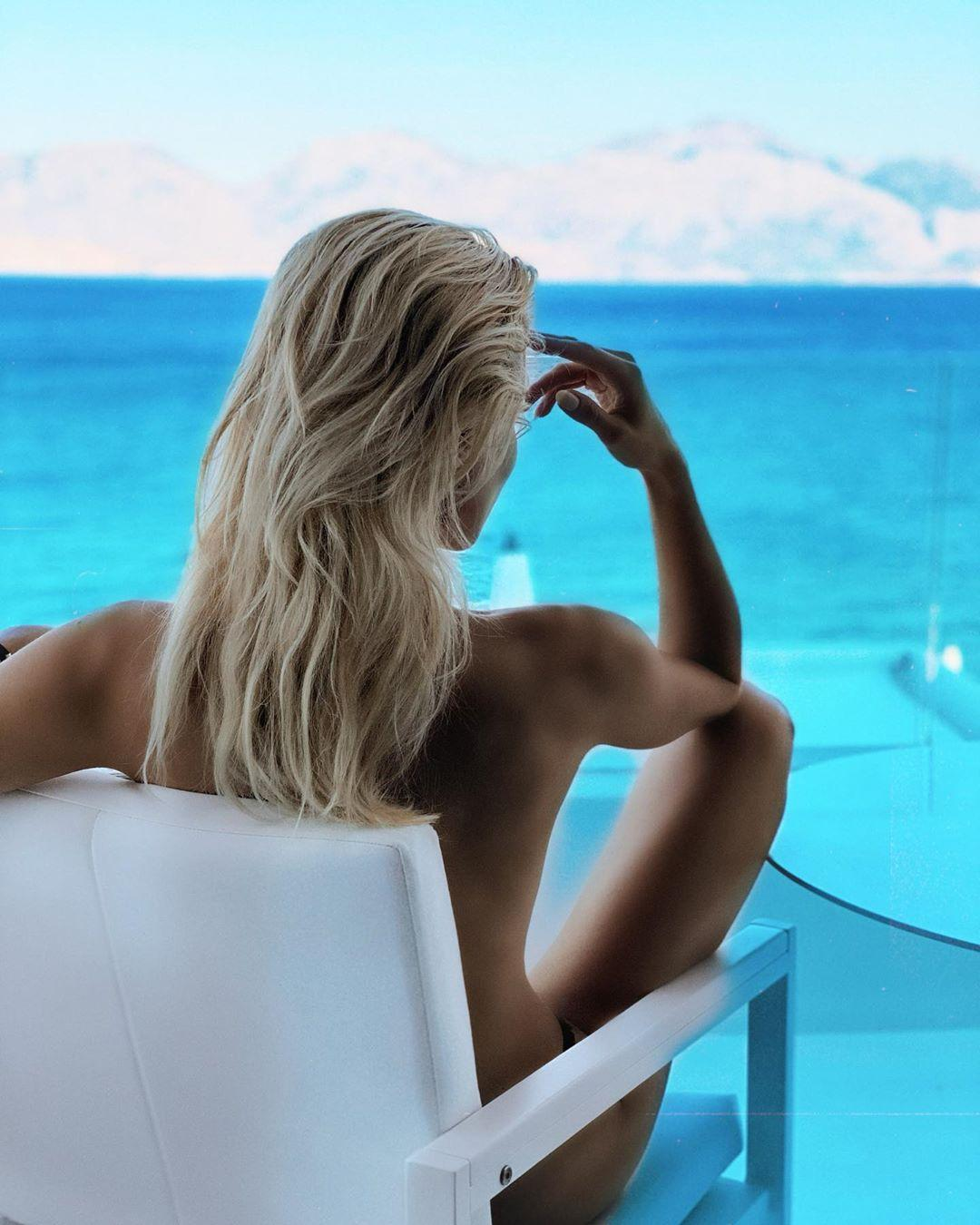 Место своего отдыха артистка не назвала / Instagram Светлана Лобода
