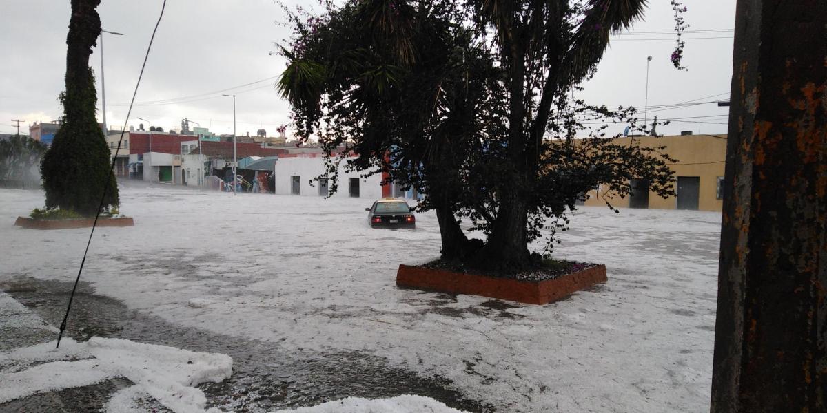 Мексиканський штат Пуебла постраждав від повені/ twitter.com/JCarlos_Valerio