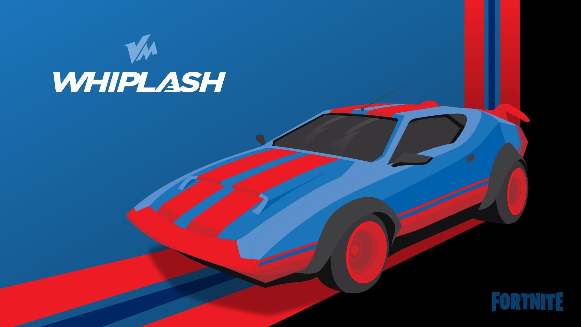 Машины появятся в Fortnite уже 5 августа / epicgames.com