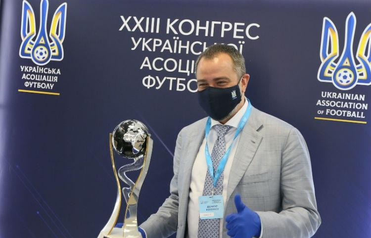 Фамилии Андрея Павелко в списке нет / фото УАФ