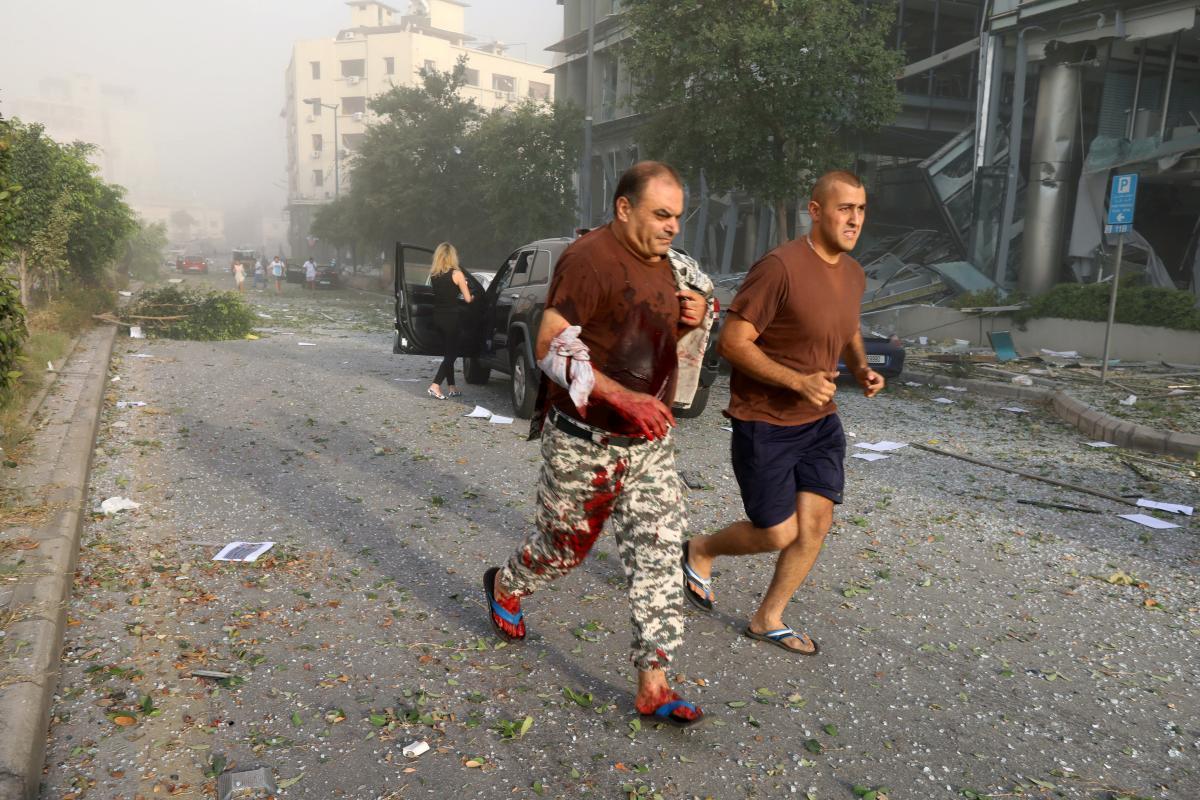 Наслідки вибуху в Бейруті виявились катастрофічними / REUTERS